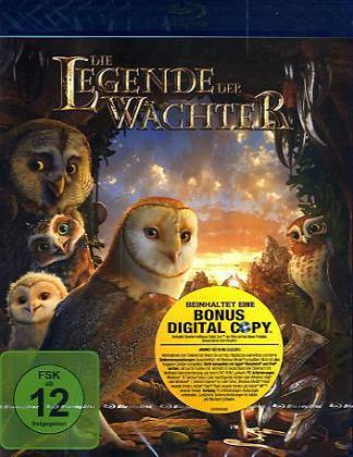 Die Legende der Wächter, 1 Blu-ray + Digital Copy