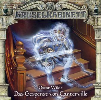 Gruselkabinett - Das Gespenst von Canterville, 1 Audio-CD