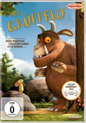 Der Grüffelo, DVD Cover