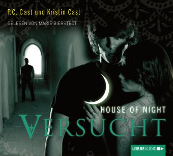 House of Night - Versucht, 5 Audio-CDs