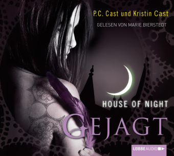 House of Night - Gejagt, 5 Audio-CDs