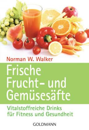 Frische Frucht- und Gemüsesäfte