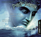 Percy Jackson, Der Fluch des Titanen, 4 Audio-CDs