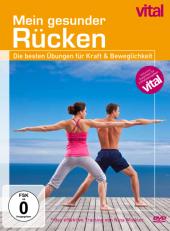 Mein gesunder Rücken - die besten Übungen für Kraft & Beweglichkeit, 1 DVD