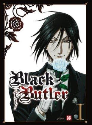 Black Butler, 2 DVDs