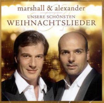 Unsere schönsten Weihnachtslieder, 1 Audio-CD