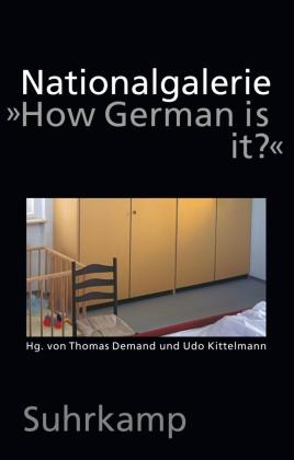 "Nationalgalerie ""How German is it?"""