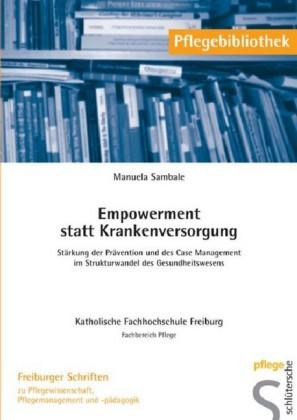 Empowerment statt Krankenversorgung