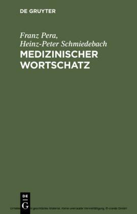 Medizinischer Wortschatz