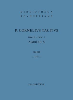 Agricola. Bibliotheca scriptorum Graecorum et Romanorum Teubneriana, Band 1839