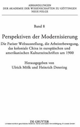 Perspektiven der Modernisierung