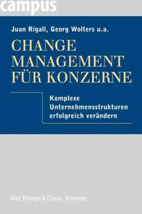 Change Management für Konzerne