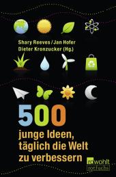 500 junge Ideen, täglich die Welt zu verbessern Cover