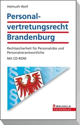 Personalvertretungsrecht Brandenburg