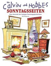 Calvin und Hobbes - Sonntagsseiten Cover
