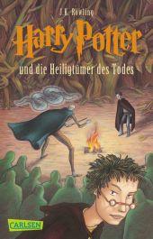 Harry Potter und die Heiligtümer des Todes Cover