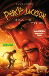 Percy Jackson, Im Bann des Zyklopen Cover