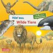Hör mal - Wilde Tiere, m. Soundeffekten Cover