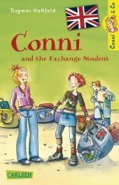 Conni & Co - Conni and the Exchange Student Cover