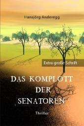 Das Komplott der Senatoren, Großdruck Cover