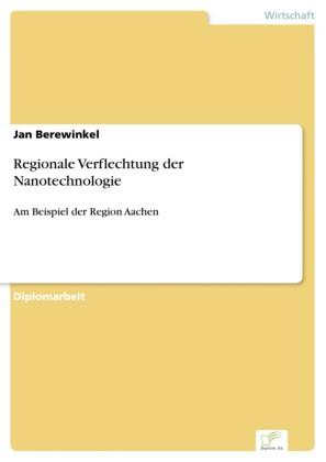Regionale Verflechtung der Nanotechnologie