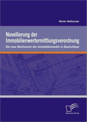 Novellierung der Immobilienwertermittlungsverordnung