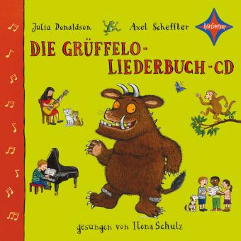 Die Grüffelo-Liederbuch, 1 Audio-CD