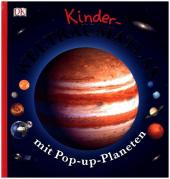 Kinder-Weltraumatlas mit Pop-up-Planeten Cover