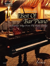 Best Of Bar Piano, Songbook Cover