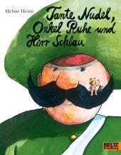 Tante Nudel, Onkel Ruhe und Herr Schlau Cover