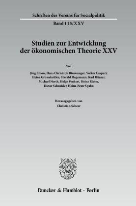 Die deutschsprachige Wirtschaftswissenschaft in den ersten Jahrzehnten nach 1945