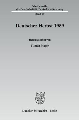 Deutscher Herbst 1989