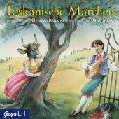 Toskanische Märchen, 1 Audio-CD Cover