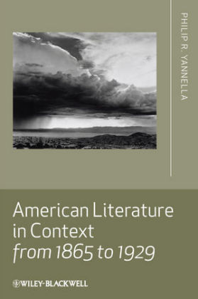American Literature in Context from 1865 to 1929