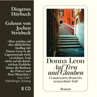 Auf Treu und Glauben, 8 Audio-CDs