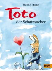 Toto, der Schatzsucher Cover