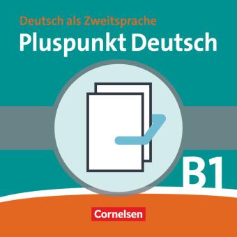 Kursbuch + Arbeitsbuch, m. 2 Audio-CDs (Gesamtband Lektion 1-14), 2 Tle.