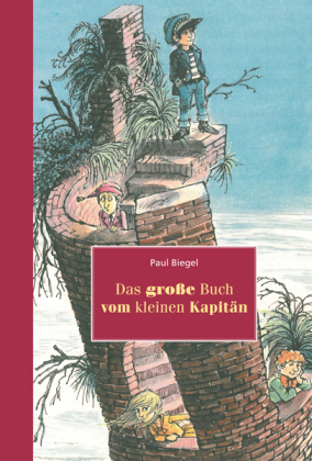 Das grosse Buch vom kleinen Kapitän