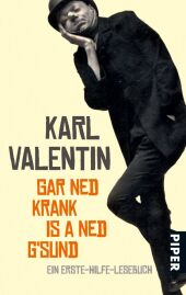 Gar ned krank is a ned g'sund Cover