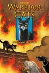 Warrior Cats - Rabenpfotes Abenteuer Cover
