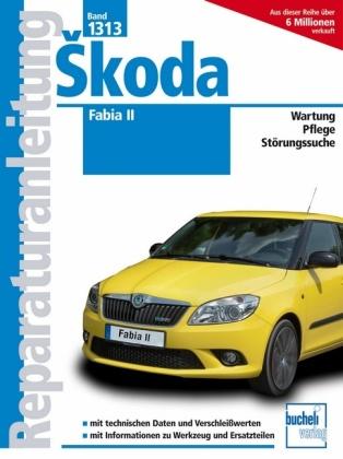 Skoda Fabia II  -  ab Modelljahr 2007; .