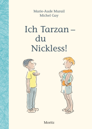 Ich Tarzan - du Nickless!