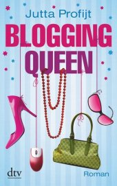 Blogging Queen Cover