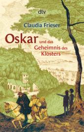 Oskar und das Geheimnis des Klosters Cover