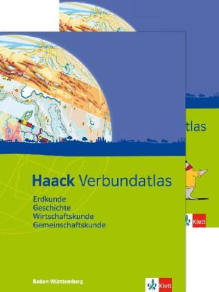 Ausgabe Baden-Württemberg, m. Arbeitsheft Kartenlesen