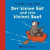 Der kleine Bär und sein kleines Boot Cover