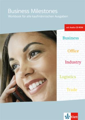 Workbook für alle kaufmännischen Ausgaben, m. Audio-CD-ROM