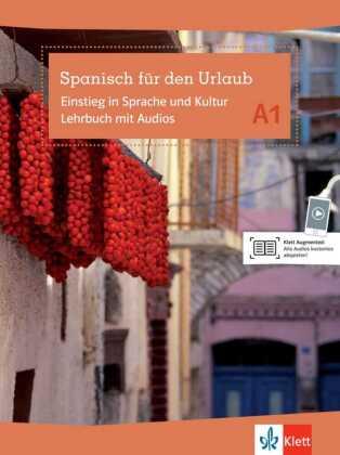 Spanisch für den Urlaub A1, m. Audio-CD