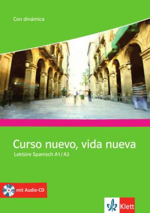 Curso nuevo, vida nueva, m. Audio-CD
