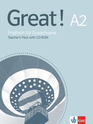 Great! A2 - Teacher's Pack with CD-ROM